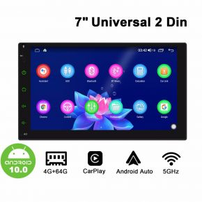 7 Inch Double Din