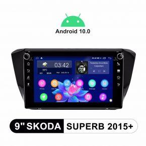 Skoda SuperB Radio 2015+