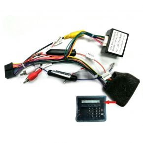 Joying VW Special Android Car Stereo Harness with Can-bus Decoder