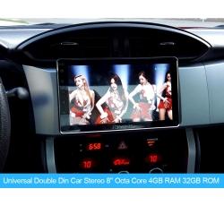 New Developed Joying 4GB/32GB PX5 Octa Core Car Stereo