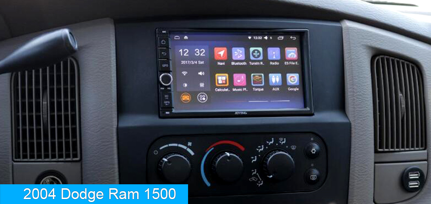Ford F150 Accessories Catalog >> Joying Dodge Ram Android Car Radio Sound System