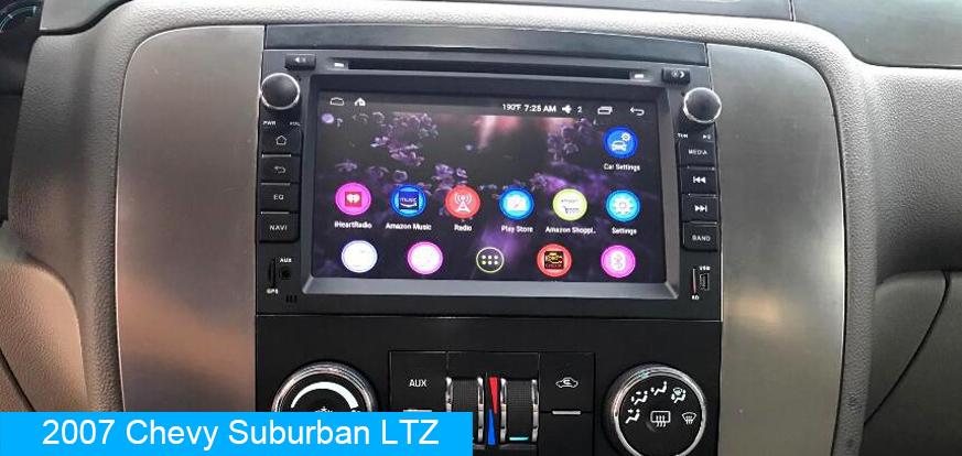 Chevy car stereos user manuals array joying android car stereo radio replacement for chevy suburban rh joyingauto com fandeluxe Gallery