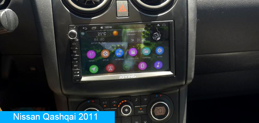 Joying Newest Android Car Sound System Head Unit for Nissan