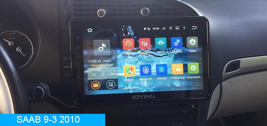 saab android car radio replacement joying