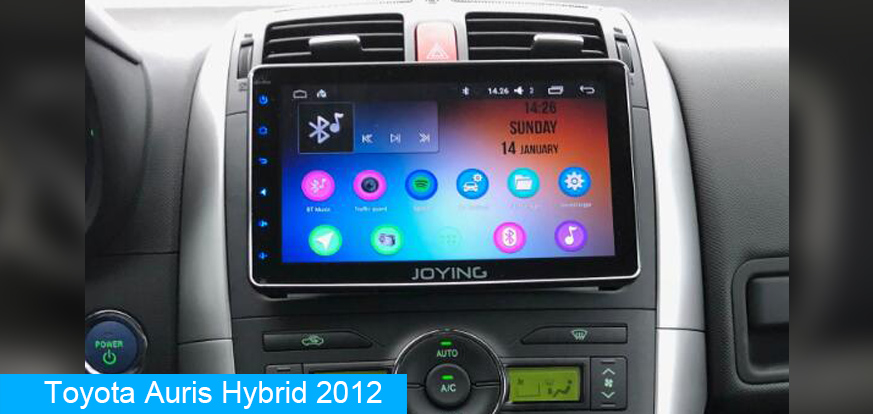 Toyota Head Unit