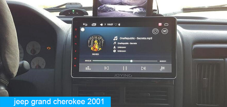 Jeep Wrangler Grand Cherokee Android Car Sound System Stereo Upgrade