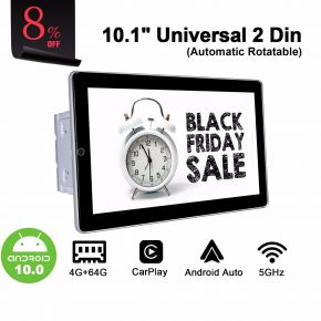 10.1 Automatic Rotatable Screen
