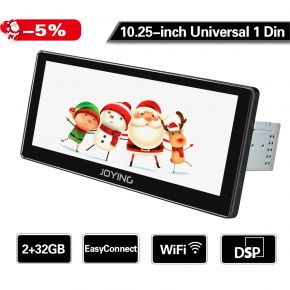 1 din big screen universal unit