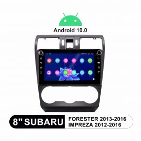 2015 subaru forester stereo upgrade