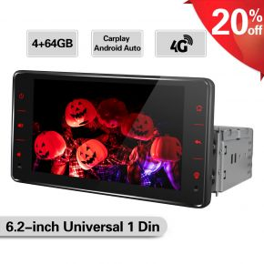 single din android stereo