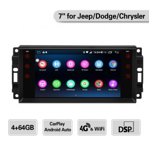 jeep commander navigation system