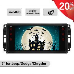 jeep wrangler android radio