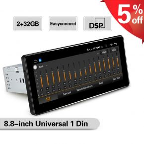 1 din android car stereo