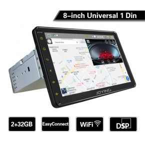 8 inch android head unit