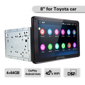 toyota rav4 android head unit
