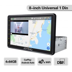 1 din android auto