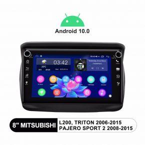 mitsubishi pajero car stereo