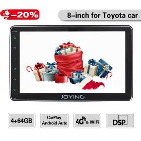 Toyota Hilux Tacoma android car radio