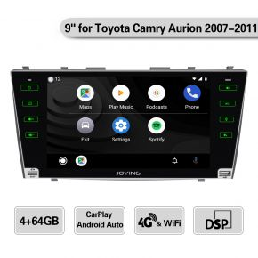 toyota camry android