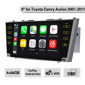 toyota camry android auto