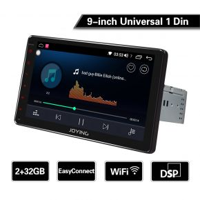 single din touch screen bluetooth