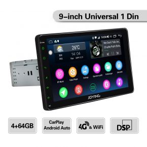 single din navigation head unit
