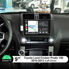2010-2013 Toyota Land Cruiser Prado 150