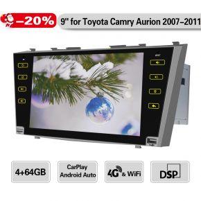 Toyota Camry car sound system