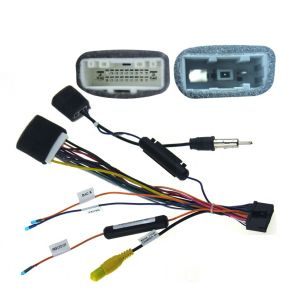 Android Car Stereo Head Unit ISO Harness for Nissan Cars