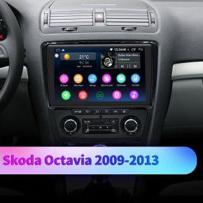 skoda octavia car stereo