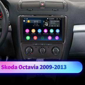 skoda octavia navigation system