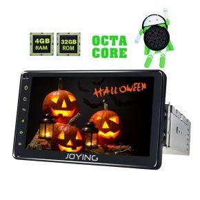 Joying EU Warehouse Android 8.0 Oreo 7'' Single Din Car Media Player with 4GB/32GB