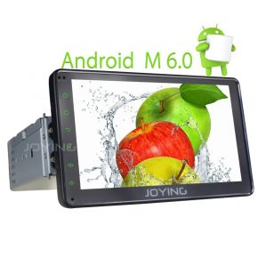 Joying Cheap Price 7 Inch Single Din Touch Screen Android Car Navigation System Ram 1GB