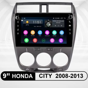 honda city android head unit