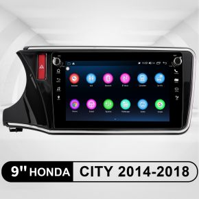 honda city android car radio