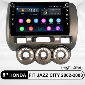honda fit android head unit