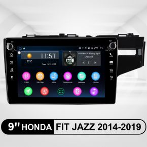 honda fit android head unit