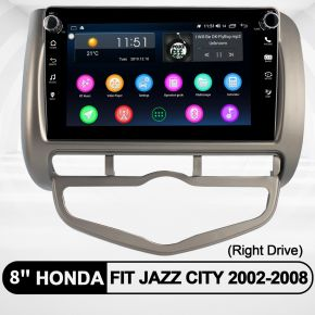 honda city head unit replacement