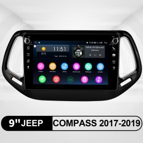 2018 jeep compass stereo upgrade