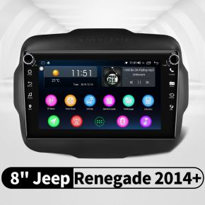 jeep renegade android radio