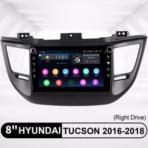 Hyundai Tucson Navigation