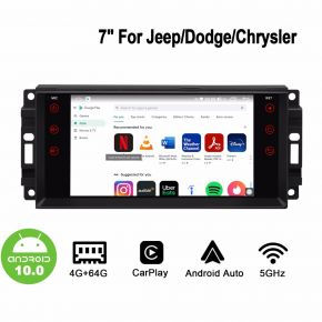 7 Inch Jeep Dodge Chrysler