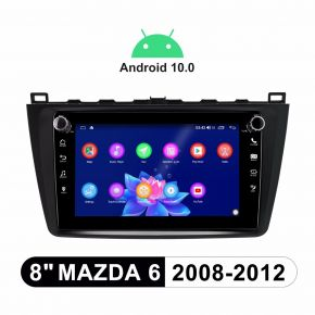 mazda 6 android head unit