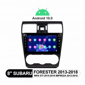 subaru forester android head unit