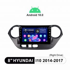 8 Inch Hyundai i10