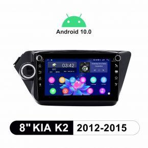 kia k2 stereo