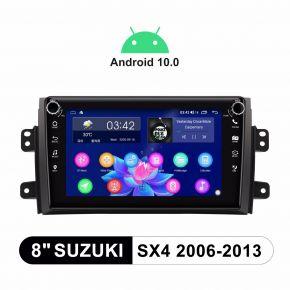 suzuki sx4 android head unit