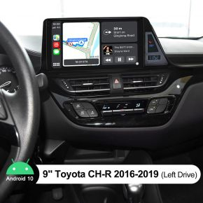Joying 9 Inch Android Auto Radio for Toyota CH-R 2016-2019 Support Optical Output