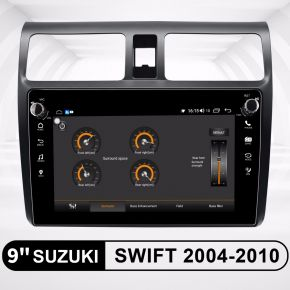suzuki swift android head unit