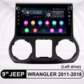 best stereo for jeep wrangler